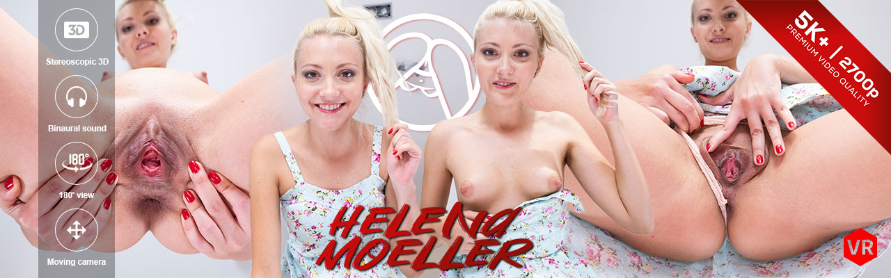 Czech VR Fetish porn - Helena's Delicious Pussy